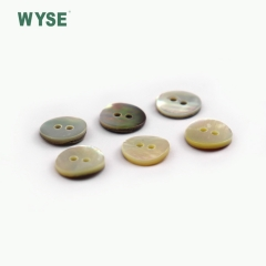 Wholesale hot selling natural agoya shell button