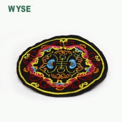 wholesale traditional customized coloful woven label